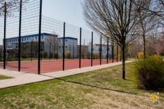 Fußballanlage