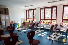 Klassenraum Erdgeschoss
