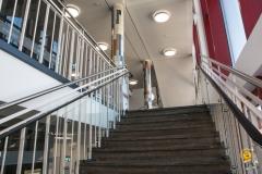 2. Etage Treppenhaus