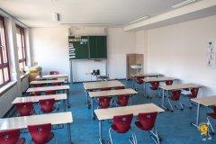 Klassenraum 1. Etage